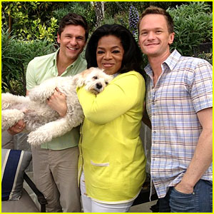 Neil Patrick Harris: 'Oprah's Next Chapter' with David Burtka!