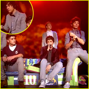 One Direction: 'More Than This' Live Tour Video!