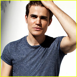 Paul Wesley: Mr Porter Promo Images!