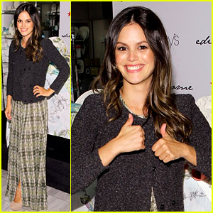 Rachel Bilson: Edie Rose Home Collection Launch!