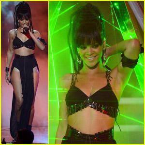 Rihanna: 'American Idol' Finale Performance!