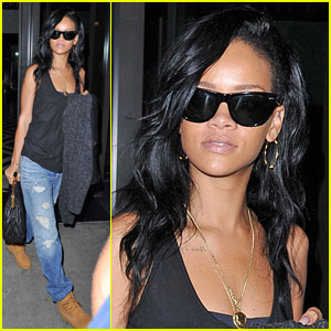 Rihanna: Late-Night Out in NYC!
