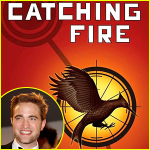 Robert Pattinson: Not Finnick Odair in 'Catching Fire'
