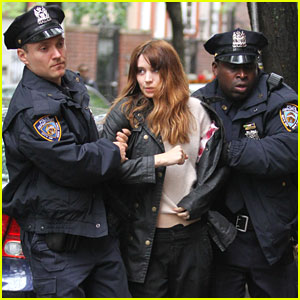 Rooney Mara: Arrested &#038; On the Run