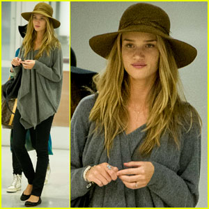 Rosie Huntington-Whiteley: MET Ball 2012 is Tomorrow!