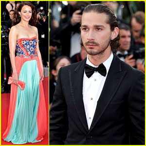 Shia LaBeouf: 'Lawless' Premiere at Cannes!