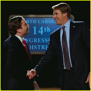Will Ferrell & Zach Galifianakis: 'The Campaign' Trailer!