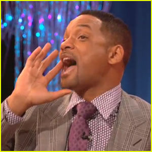 Will Smith Raps 'Fresh Prince' Theme for Graham Norton!