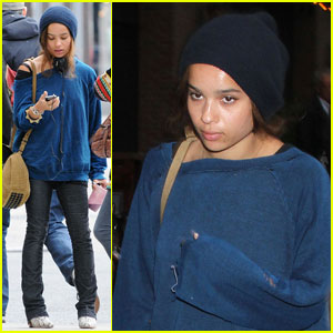 Zoe Kravitz: Do I Have to Look Like a Perfect Barbie Doll?