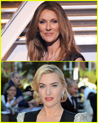 Celine Dion Responds to Kate Winslet's 'Titanic' Diss