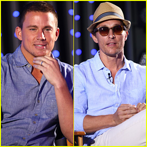 Channing Tatum: 'Magic Mike' Is An Independent Movie