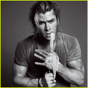 Chris Hemsworth: 'GQ' July Feature