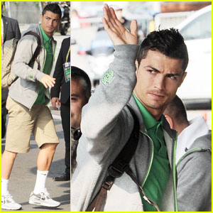 Cristiano Ronaldo: Euro 2012 Quarterfinals on Thursday!