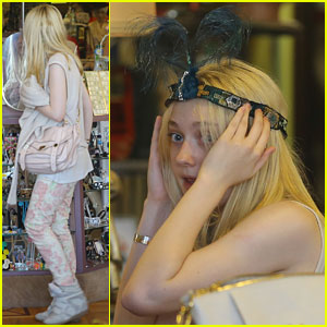 Dakota Fanning: Vintage Lover!