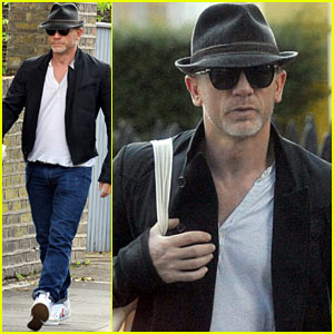 Daniel Craig: Diamond Jubilee Shopping Spree!
