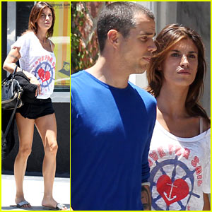 Elisabetta Canalis & Steve-O: Back Together?