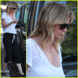 Ellen Pompeo: McCall's Market Lunch