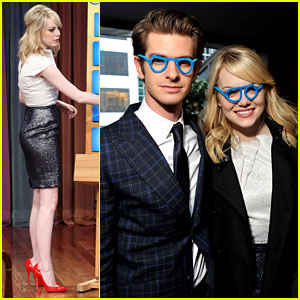 Emma Stone & Andrew Garfield: Worldwide Orphans Event!