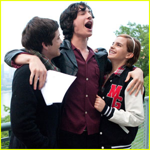 Emma Watson: 'Perks of Being a Wallflower' Stills!