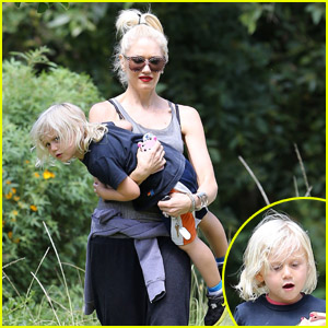 Gwen Stefani & Zuma: Playdate at the Park!