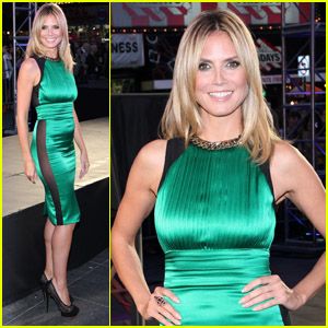 Heidi Klum: 'Project Runway' is Back!
