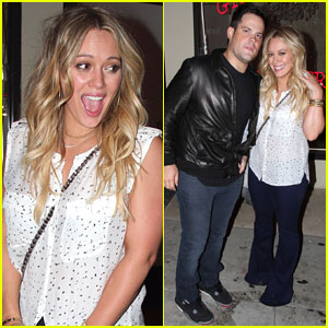 Hilary Duff: Rock And Rei