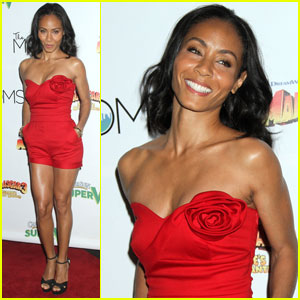 Jada Pinkett Smith Wants to Collaborate with Daughter Willow