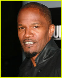 Jamie Foxx Playing President in New Action Thriller?