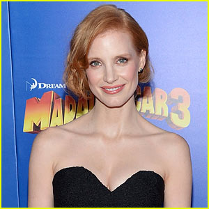 Jessica Chastain: Yves Saint Laurent's Newest Face!