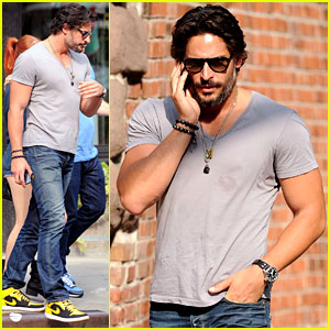 Joe Manganiello: 'Magic Mike' In Theaters Now!