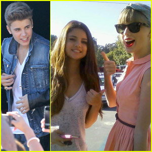 Justin Bieber: Impromptu Concert!