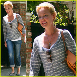 Katherine Heigl: 'I'm a Huge Admirer of Shirley Maclaine!'