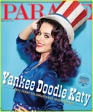 Katy Perry: 'Nobody Relates to Being Perfect'