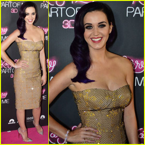 Katy Perry: 'Part Of Me' Sydney Premiere!
