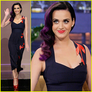 Katy Perry: 'Tonight Show with Jay Leno' Visit!