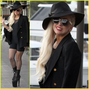 Lady Gaga: Sydney Is a 'Very Romantic City'