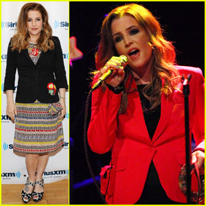 Lisa Marie Presley Gets Sirius at the Gramercy Theatre