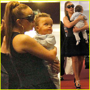 Mariah Carey: Nice with Dem Babies!