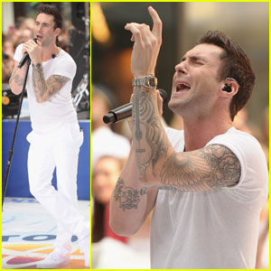 Maroon 5: 'One More Night' on 'Today'!