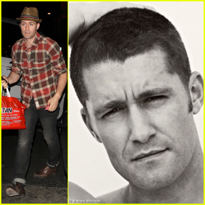 Matthew Morrison: New Buzz Cut!
