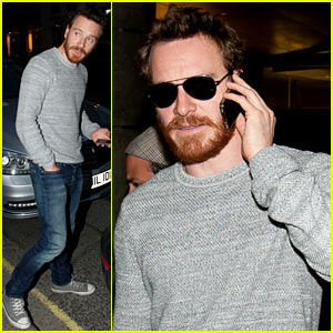 Michael Fassbender: 'Prometheus' Opens This Week!