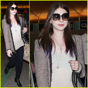 Michelle Trachtenberg: 'Teen Choice Awards' Villian Nominee!