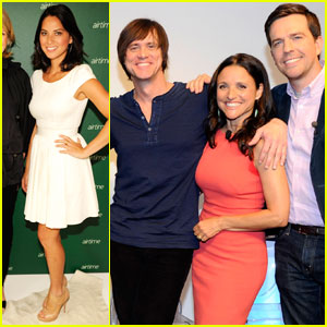 Olivia Munn & Julia Louis-Dreyfus: Airtime Launch!