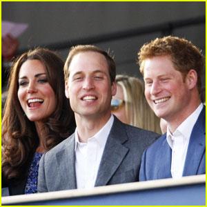 Prince William & Kate: Diamond Jubilee Concert!