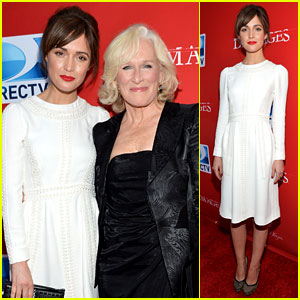Rose Byrne & Glenn Close: 'Damages' Season 5 Premiere!
