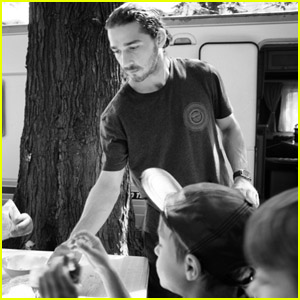 Shia LaBeouf: Raising Awareness for Roma Children