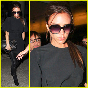Victoria Beckham: From London to LAX