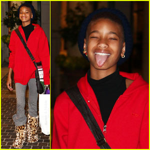 Jay-Z 'Has So Much Love &#038; Respect' for Willow Smith