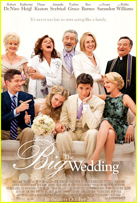 Amanda Seyfried &#038; Katherine Heigl: 'Big Wedding' Trailer!