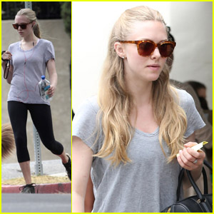 Amanda Seyfried: Urth on Earth!